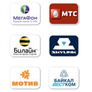 Операторы сотовой связи Белоярского