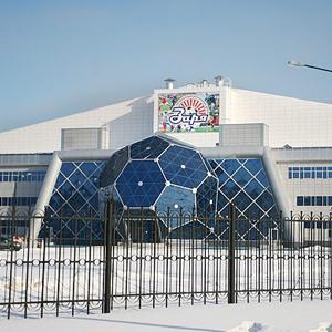 Спортивные комплексы Белоярского